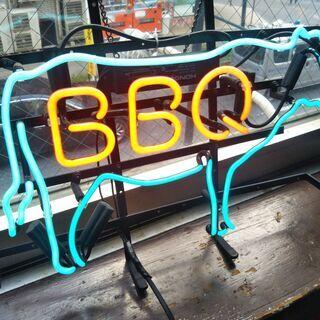 BBQ ネオン管