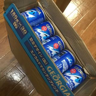 ジョージアエメラルドマウンテン185g×30缶