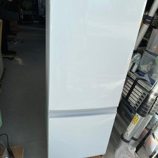 超お薦め品‼️美品‼️シャープ冷蔵庫167Lどっちもドア 2018年