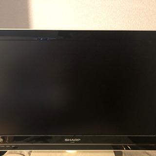 テレビ SHARP AQUOS