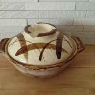 土鍋(一人~二人鍋用)