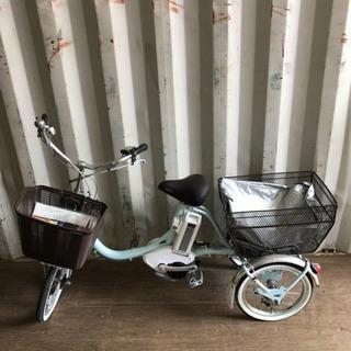 0805-7 電動アシスト 三輪自転車 YAMAHA PAS