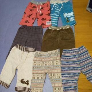 子供服 ズボン90cm 7枚