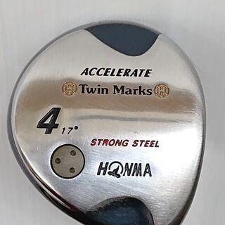 右利き ゴルフクラブ HONMA 本間 4番ウッド ACC…