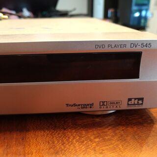 (中古) パイオニア DV-545 DVDプレイヤー