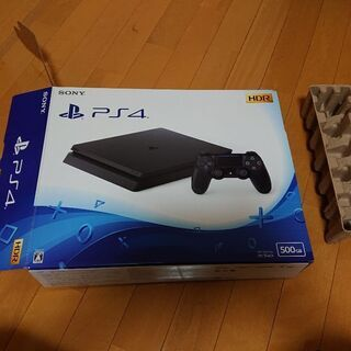 中古 PS4 CHU-2200A B01 500GB JetBlack