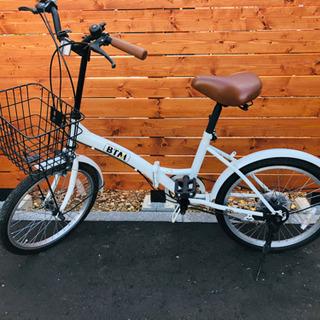折り畳み自転車 買取確定しました。