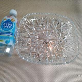 大きめガラス皿