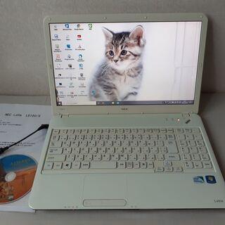 💻NEC LaVie SSD搭載 i5 Wi-Fi  マルチ ホ...