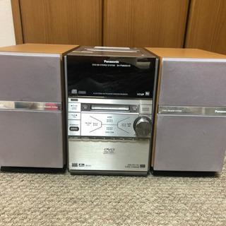 パナソニックミニコンポSA-PM900DVD