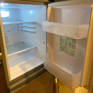 【美品】2018年製 AQUA ノンフロン冷凍冷蔵庫