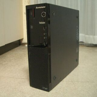 省スペース型PC  Lenovo ThinkCentre E73