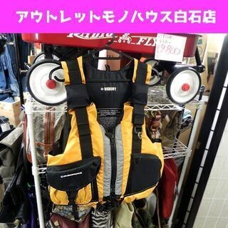 MTI Adventure wear ライフジャケット XS/S...