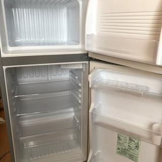 2014製 AQUA 冷蔵庫 109L
