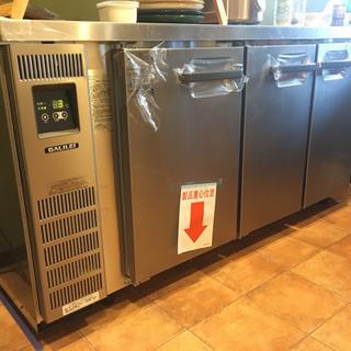 【ネット決済】業務用冷凍冷蔵庫 フクシマ 購入1ヶ月以内!