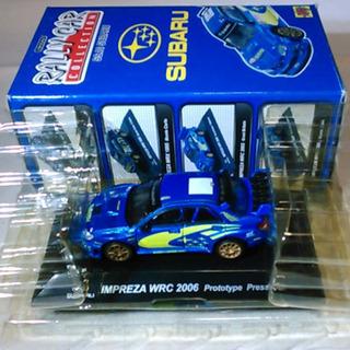 CM's スバル インプレッサ WRC 2006 プロトタイプ ...