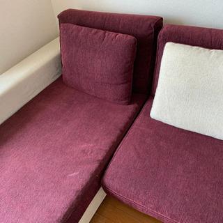 (お取引中)Armonia ソファ - 家具