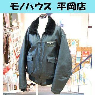 復刻 G1 フライトジャケット 40 Lサイズ相当 ブラック U...