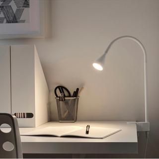 IKEA LEDクリップライト