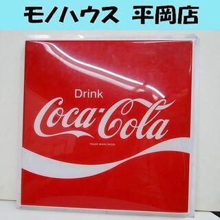 希少 CocaCola/コカコーラ アクリルボード 正方形 看...