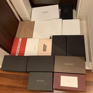 ブランド靴箱 空箱 まとめ売り