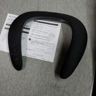 Bluetooth 首掛けスピーカー