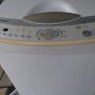 洗濯機7 kg 別館倉庫安波茶に置いてます