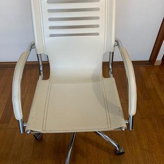 ◆引き取りに来てくださる方◆デスクチェアー、椅子