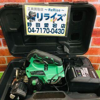 日立工機 C3606DA 充電式マルノコ【リライズ野田愛宕店】【...