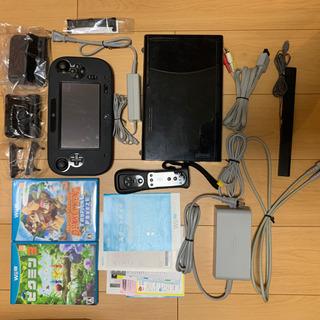 WiiU ファミリープレミアムセット カセット付き