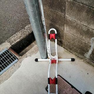 自転車 車輪止め - 売ります・あげます
