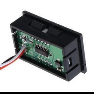 LED電圧計