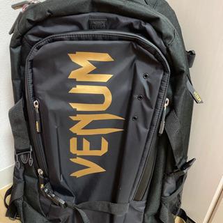 【新品】VENUMスポーツリュック(未使用)格闘技、ジム通い、ボ...