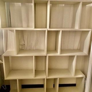 本棚、収納棚 0円で差し上げます