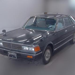 日産 セドリック 200E、SGL MT 後期モデル
