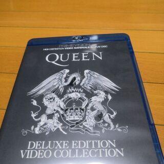 クィーン、Blu-rayビデオコレクション