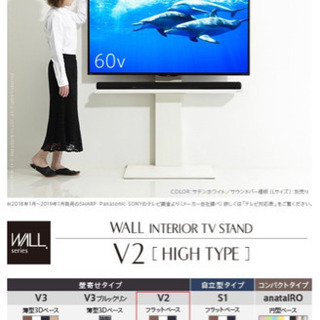 WALL INTERIOR TV STAND