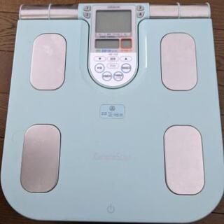 【取引中】体重計