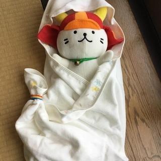 東京エンゼル 日本製 赤ちゃんのおくるみ、アフガン ほぼ新品の画像