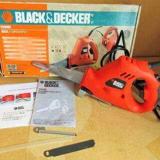 ☆ブラックアンドデッカー BLACK & DECKER KS89...