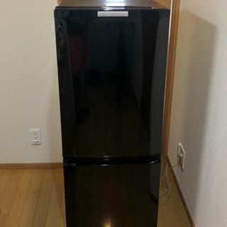 冷蔵庫 三菱 ブラックカットデザイン(MITSUBISHI…