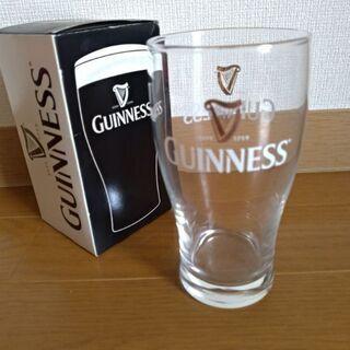 【未使用品】ギネス ビアグラスの画像