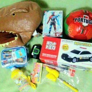 【男の子セット】玩具 8点 福袋 クリスマスプレゼント