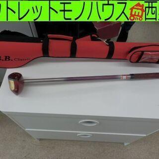 パークゴルフクラブ ケース付き 83.5cm NITTAX MA...
