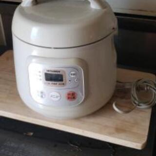 三菱マイコンジャー炊飯器 NJ-T5M  0.54L