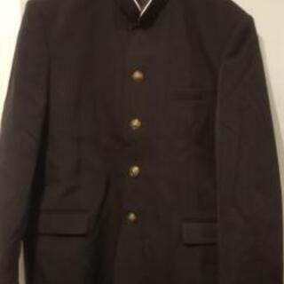 帯山中学校の男子学生服冬服上下と夏ズボン