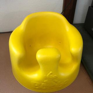 バンボ コンビ 黄色(トレイ・ベルト付き)