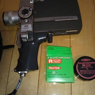 ELMO 8ミリフィルムカメラ ジャンク