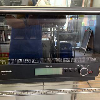 パナソニック ビストロ スチームオーブンレンジ  NE-BS805-W