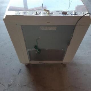 AQUA 二層式洗濯機 日本製 - 高山市
